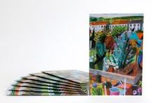Our NOTE CARD Range / Sets of 8 Note Cards with envelopes. Blank Inside and measure 90 x 140mm. £4.98 inclusive of delivery.