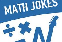 Math Jokes / Math Jokes from NUMBEROCK.  Jokes about fractions, decimals, and other elementary math concepts.