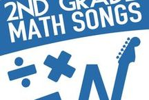 2nd Grade Math Songs / Check out NUMBEROCK's unique collection of animated songs and music videos that get 2nd grade children uncommonly excited to learn math.
