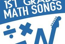 1st Grade Math Songs