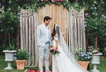 Tendências para casamento 2018 / Tendências para casamento em 2018