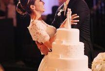 Casamento no estilo receber em casa / Casamento clássico com decoração no estilo receber em casa