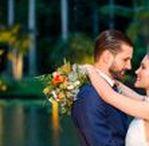 Casamento ao ar livre - Thaís e Antony / Casamento ao ar livre com decoração inspirada na região dos vinhos da Califórnia