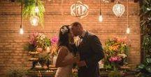 Miniwedding no Celeiro Quintal / Um casamento pequeno e charmoso em clima rústico