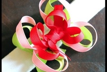 Boutique Bow Videos / In these videos you will learn how to make different type of Boutique Bows / by How to Make Bows
