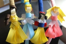 Disney Hair Accessories / by How to Make Bows