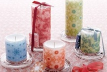 Candles / by How to Make Bows