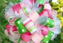 Ribbon Creations / by How to Make Bows