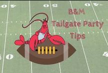 Tailgating / Fun tips and advice for  tailgating success