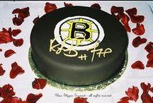 Wedding Theme - Boston Bruins Hockey / Boston Strong - Boston Sports - Boston Weddings Show your Boston Pride with a themed wedding.