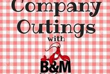 Corporate Events / Corporate events are always a good time, with great food, happy people and lots of delicious food. We thought we would share some helpful tips for planning a successful company picnic.