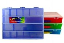 Rainbow Loom Storage Kits / Awesome and Cool Rainbow Loom Storage Kits with Refill Rubber Bands For Sale.