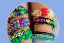Rainbow Loom Books and Media / Rainbow Loom Books and Media to help you with your Rainbow Loom Crafting.