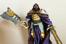 RPG Figures / Roleplaying Figures