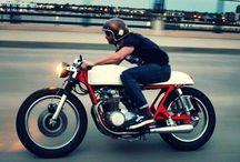 Bikes & Cafe Racer