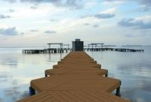 ChoiceDek Dream Decks / Transform your deck into a relaxing and restful retreat with ChoiceDek composite decking.