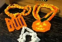 Halloween Rainbow Loom -  ⓑⓞⓞ! / Halloween Rainbow Loom Creations