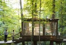 Summer Hideaways / Dreams, ideas and inspiration for summer hideaways