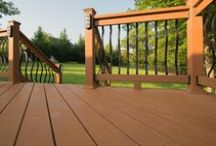 Stylish Deck Railings / Deck railings provides more than safety and security. They can be the frame to your outdoor living canvas.