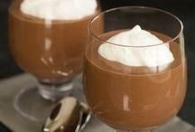 Pudding/Mousse/Pannacota