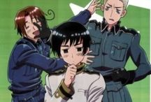 Group Hetalia / If you follow this board, its an automatic invite. If I forget to add someone comment on one of my pins.