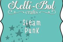 Steampunk Kit Makes / Steampunk collection from Lelli-Bot Crafts