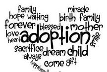 ADOPTION GOODNESS / Adoption/ foster care/ international adoption/ open adoption/ foster care/ kinship adoption/ bi-racial adoption/ birth parents/ birth moms/ hoping to adopt/ adoption information/ adoptees/ birth mom quotes/ adoption poetry/ adoption quotes and ALL GOOD things related to these topics / by corrine christian