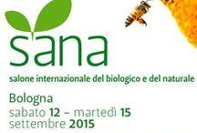 SANA2015 / Foto e curiosità dalla manifestazione più GREEN italiana