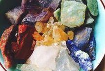 Crystals & Stones ♥