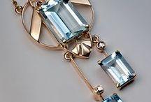Art Nouveau Jewelery