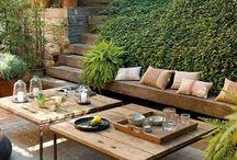 Balcon / terrasse