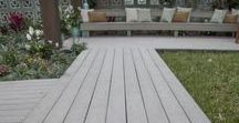 Trending Now - Gray Decking / It's no wonder gray decks are on the rise. They're stylish, timeless and a great way to complement today's cooler home tones.
