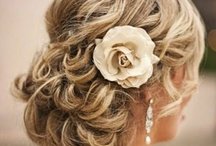 Wedding Hair / by Brook May