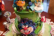 Cakes / Beautiful, elegant, funny... Legötletesebb, legszebb, legfinomabb, leg-leg-leg... sütik