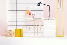i n s p i r a t i o n & s t y l i n g / Inspirational spaces and styling!