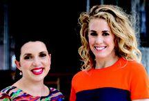 Guest Pinners: Juliette Arent & Sarah-Jane Pyke