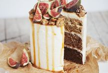 Sweets / Bakes goodies, desserts and candies / by Fabi Mirza