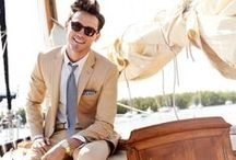 Men's Suits, Vests, and More