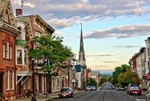 Hudson Valley: Columbia, Greene County, and the Catskills New York / Everything about the neighborhoods in Columbia, Greene County and North, in the Hudson Valley New York. Include areas like Hudson, Chatham, Catskills.