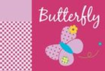 for girls / Only for Girls! Tolle Produkte im Butterfly Design. Einfach nur süss...  / by Hauck Fun for Kids