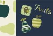 Fruits design / by Hauck Fun for Kids