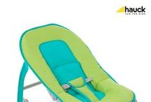 Cool Lounger / Practical baby lounger.  Our Lounger is ideal for feeding and sleeping. / by Hauck Fun for Kids