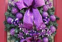 Wreaths for all occasions / by sue ferdinand