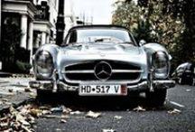 Classic supercars