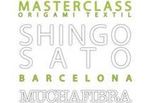 Masterclass Shingo Sato / Fotos de la masterclass de Shingo Sato en muchafibra