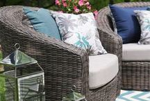 AE Outdoor 2015 Collections / Our 2015 Collections are as bold and beautiful as ever. These designs keep modernity and sophistication in mind, but we keep it playful at the same time! Check 'em out at aeoutdoor.com.