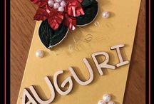 BIGLIETTI DI AUGURI/greeting cards