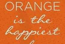 {Happy} Orange