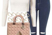 Curvy fashion ☆