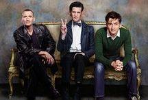 Doctor Who / Série de ficção cientifica da BBC. Wibbly, Wobbly, Timey, Wimey